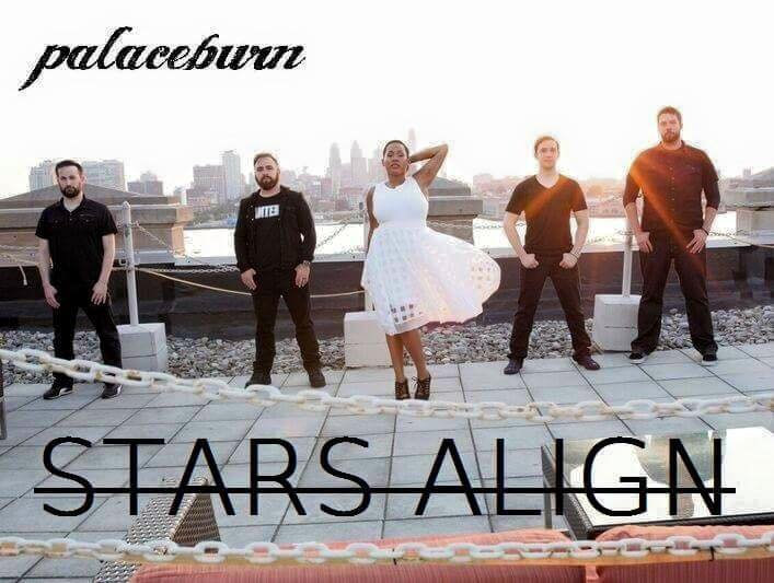 "Palaceburn ""Stars Align"""