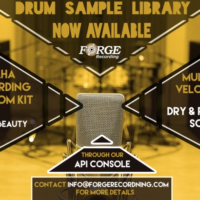 DRUM LIBRARY GOLD 4 email