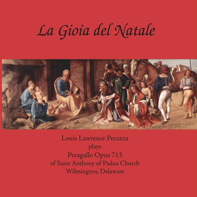 "St. Anthony of Padua Church ""La Gioia del Natale"""