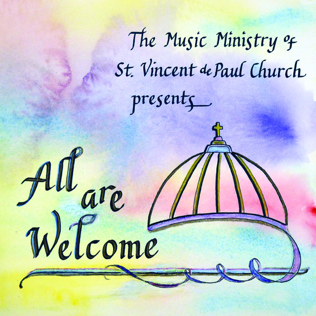 "St. Vincent de Paul Church ""All are Welcome"""