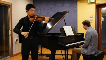 violin-audition