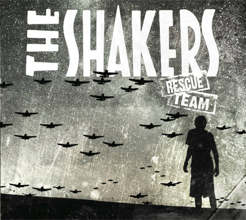 "The Shakers ""Rescue Team"""
