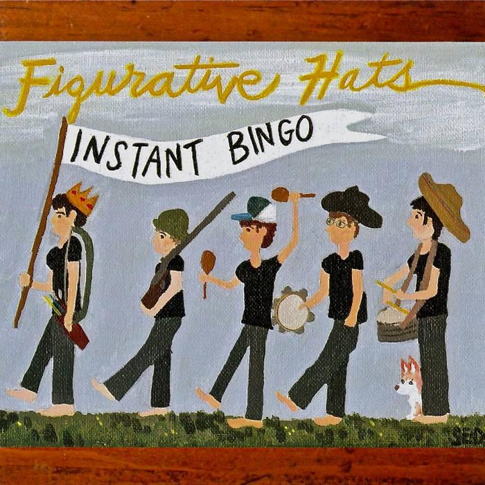 "Instant Bingo ""Figurative Hats"""